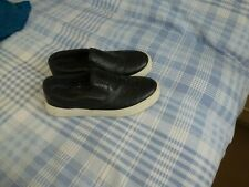 Firetrap slip on trainers for Women.Black and white..EU Size 40