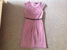 Schickes Kleid von COMMA, lila (mauve), Gr. 36