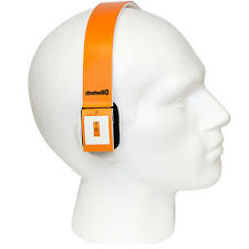Luxburg® Bluetooth 3 Wireless Stereo Headset/Headphones with microphone - Orange