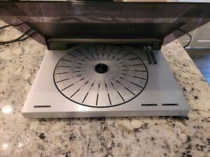Bang & Olufsen Beogram 5500 Turntable with SMMC4 cartridge WORKING
