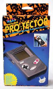 VERY RARE VINTAGE 90'S GAME BOY PRO TECTOR PROTECTING CASE NAKI NEW MIB !