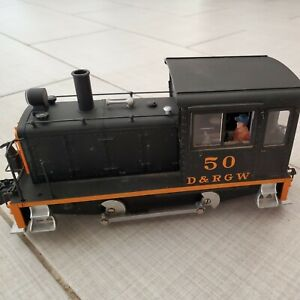 LGB Bachman Diesel Locomotive Switcher G Scale  Germany