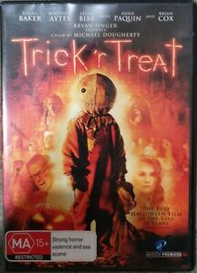 Trick 'r Treat  - Widescreen - PAL 4 (2007) Rated MA15+ Winner Screamfest awards