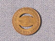 New listing * 1961 A/C Transit Transit Token - Very nice! Alameda - Contra Costa County
