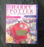 Harry Potter And The Philosopher's Stone 6 Cassette Audio Book J K Rowling