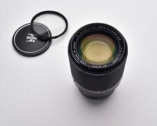Sigma XQ MC 200mm f/4 Telephoto Lens M42 (YS-PM) Caps & Filter READ (#3842)