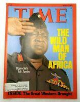 Time Magazine March 7 1977 The Wild Man Of Africa Uganda's Idi Amin