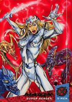 MAGIK / X-Men Fleer Ultra 1994 BASE Trading Card #127