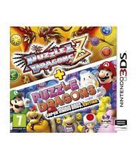 - Nintendo 3DS puzzle y Dragons
