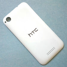 100% Genuine HTC Desire 320 rear battery cover White back housing