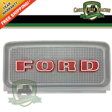 C9nn8a163ag New Upper Grille For Ford Tractors 2000 3000 4000 5000 7000
