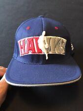 Atlanta Hawks NBA Adidas Flex Fit Cap Hat Size L/XL