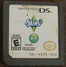 The Sims 3 (Nintendo DS, 2010)