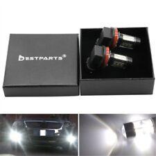 80W LED Fog Lights Lamp For 2006-2015 Honda Accord Civic 6000k White H8 H11