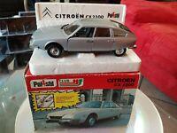 Rarissimo Modellino polistil CITROEN CX 2200 Scala 1/25  ANNO 1976 da collezione