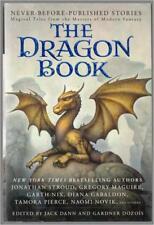 Diana Gabaldon THE DRAGON BOOK Turtledove GARTH NIX Tanith Lee PETER S BEAGLE HC