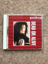 Dead Or Alive ‎– Star Box - Japanese Ltd Edition CD
