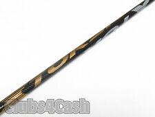 Aldila XTorsion Copper Driver Shaft 50-R Regular Flex PING G400 Adapter & Grip