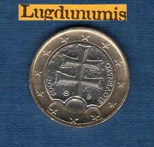 Slovaquie 2009 1 Euro SUP SPL Pièce neuve de rouleau - Slovensko