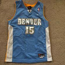 Nike Swingman Denver Nuggets Carmelo Melo Anthony Jersey Kid Medium