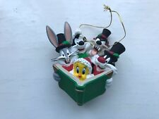 DISNEY CHRISTMAS TREE ORNAMENT LOONEY TUNES TWEETY BUGS DECORATION COLLECTION