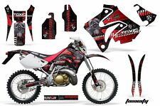Honda Graphic Kit AMR Racing Bike Decal CRM  250AR Decal MX Part ALL TOXICITY R
