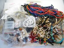 (125) VINTAGE BEAD NECKLACES ~ MANY COLORS / SIZES