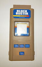 Working Milton Bradley Microvision Block Buster Cartridge  R8535