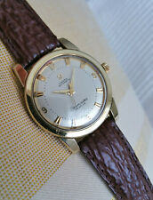 Vintage Swiss Omega Seamaster automatic men's watch, 354-2767, needs attention