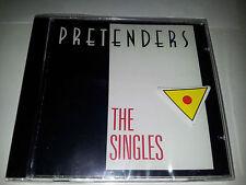 cd musica PRETENDERS SINGLES