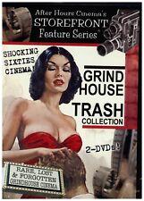 GRIND HOUSE TRASH COLLECTION John Holmes SECRET KEY TWO DISC SEALED VIDEO DVD