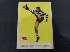 1964 SCANLENS CARD NO.2 GRAHAM FARMER #106