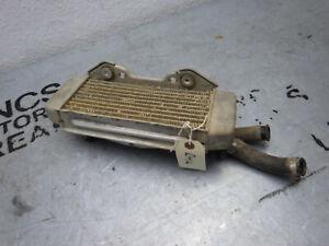 Suzuki RMZ250 RMZ 250 Left hand radiator 2004 (04 05 06) RM14
