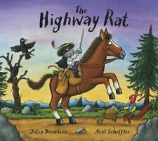 The Highway Rat-ExLibrary