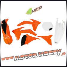 KIT PLASTICHE UFO PLAST KTM SX 2012 -- SXF 2011 2012 REPLICA KTKIT510-999