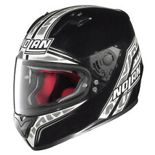 CASCO INTEGRALE NOLAN N64 N-64 RAPID - 97 METAL BLACK TAGLIA XL