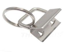 10 Stück Schlüsselband Rohling 25mm Schlüsselanhänger Rohlinge Lanyard Lanyards