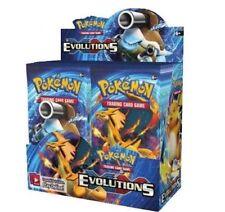 3 Pokemon Evolutions Booster Packs! 3x