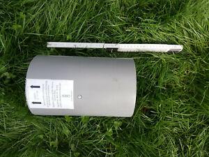 Lunos Rundkanal für 160er Serie lg=250mm