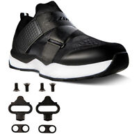 Zol Salon Indoor Fitness and Urban Cycling Shoes with Spd Cleats