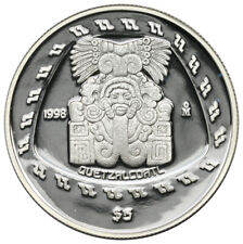 Mexico, Quetzalcoatl, 5$, 1998 MO, 1 oz. Proof