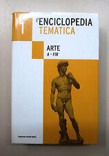 L'ENCICLOPEDIA TEMATICA - ARTE # VOL.I # L'Espresso Grandi Opere 2005 - Nuovo