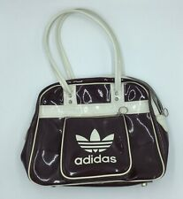 Vintage 90s Adidas Logo Duffle Gym Bag Airline Carry On