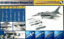 1/48 Skunk Works Models US/NATO Modern Weapon Set #48006