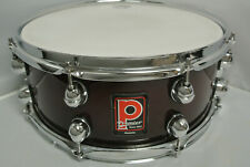 "PREMIER GENISTA SERIES 14X6"" SNARE DRUM in DAMASK RED for YOUR DRUM SET! #K153"