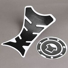 Fish Bone Tank Pad Fuel Gas Cap Cover Sticker Protector Decal for Honda CBR600RR