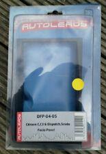 CITROEN C3 2002-2009 double din autoradio stéréo fascia PANEL Kit de montage Dfp-04-05