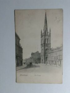The Tower, Montrose - old postcard (1908)
