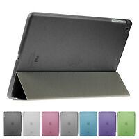 Smart Schutz Hülle iPad Air / Air 2 Cover Case Aufstellbar Ständer Schale Folie