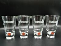 "JJ&S John Jameson & Son Red Label Irish Whiskey 5 1/2"" Glasses Set of 4"